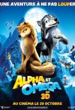 Alpha et Omega 3D - Affiche