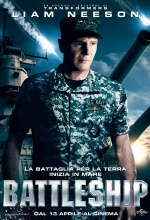 Battleship - Affiche