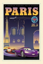 Cars 2 - Affiche