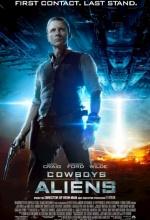 Cowboys & Envahisseurs - Affiche