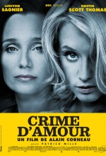 Crime d'amour - Affiche