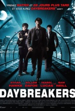Daybreakers - Affiche