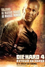 Die Hard 4 : Retour en Enfer - Affiche