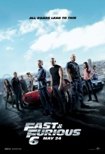 Fast and Furious 6 - Affiche