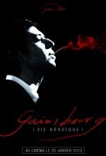 Affiche Gainsbourg - Vie heroïque