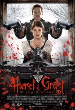 Hansel & Gretel : Witch Hunters - Affiche
