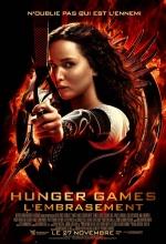 Hunger Games - L'embrasement  - Affiche