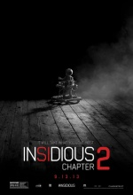 Insidious: Chapter 2 - Affiche