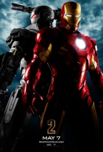 Iron Man 2 - Affiche