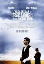 L'assassinat de Jesse James par le lâche Robert Ford - Affiche