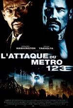Affiche L'attaque du Métro 123