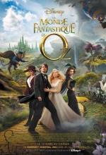 Affiche FR -  Le monde fantastique d'Oz