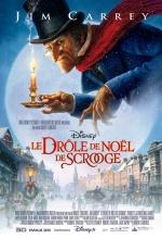 Le drôle de Noël de Scrooge - Affiche