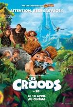 Les Croods - Affiche