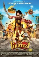 Les Pirates ! Bons à rien, Mauvais en tout  - Affiche