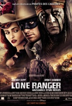The Lone Ranger - Affiche FR