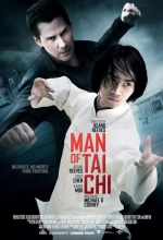 Man of Tai Chi - Affiche