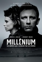 Millénium - Les hommes qui n'aimaient pas les femmes - Affiche