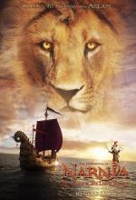 Le monde de Narnia-Chapitre 3 : L'odyssée du Passeur d'Aurore - Affiche