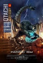 Pacific Rim - Affiche