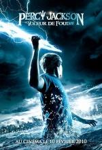 Percy Jackson : Le voleur de foudre - Affiche