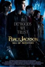 Percy Jackson : La mer des monstres - Affiche