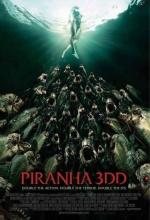 Piranha 3DD - Affiche