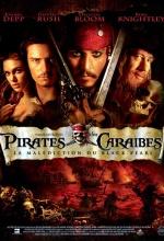 Pirates des Caraïbes : la Malédiction du Black Pearl - Affiche