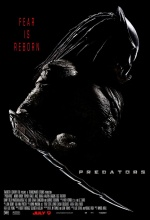 Predators - Affiche