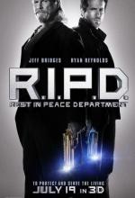 Affiche R.I.P.D.-Brigade fantôme