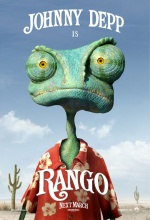 Rango - Affiche