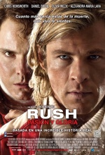 Rush - Affiche