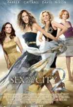 Sex and the City 2 - Affiche