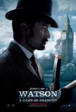 Sherlock Holmes : Jeu d'ombres - Affiche