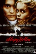Sleepy Hollow, la légende du cavalier sans tête - Affiche