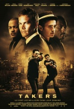 Takers - Affiche