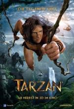 Tarzan 3D - Affiche