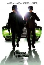 The Green Hornet - Affiche