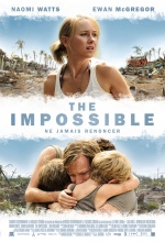 The Impossible - Affiche