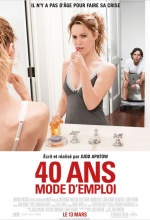 40 ans : mode d'emploi - Affiche