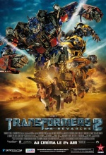 Affiche Transformers - La revanche