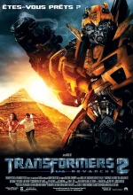 Transformers - La revanche - Affiche