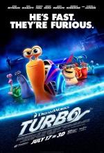 Turbo - Affiche