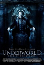 Underworld 3 : Le soulevement des Lycans - Affiche