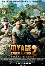 Voyage au centre de la Terre 2 : L'île Mystérieuse - Affiche