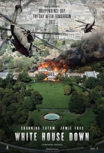 White House Down - Affiche