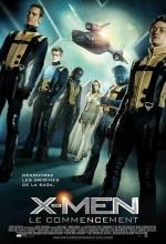 X-Men - Le commencement - Affiche
