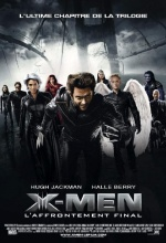 X-Men : L'affrontement final - Affiche