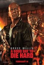 Die Hard : Belle journée pour mourir - Affiche