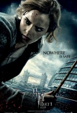 Harry Potter et les reliques de la mort (1ère Partie) - Affiche